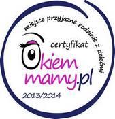 Certyfikat - okiem mamy