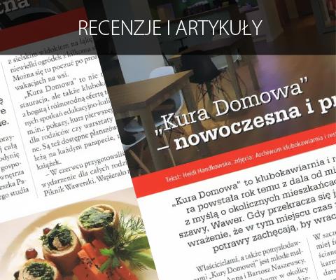 Recenzje i artykuły