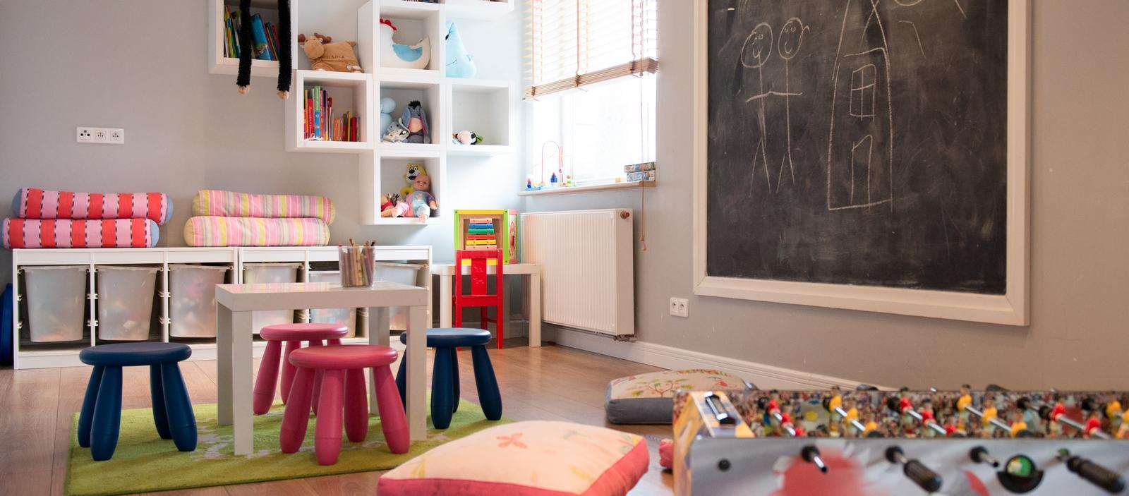 Bezpieczna sala zabaw to Twój spokój